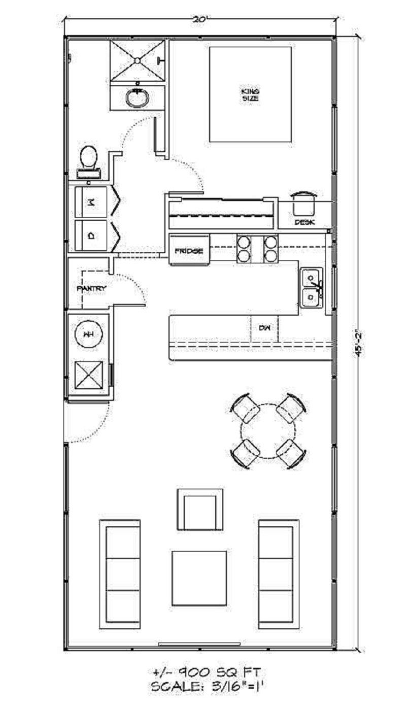barndominium floor plan cost per square foot