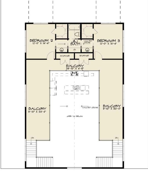 5 Great Two Story Barndominium Floor Plans -Now With ZOOM! on