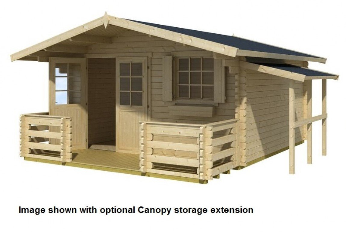 25 Cozy Cabin Kits You Can Build In A Week