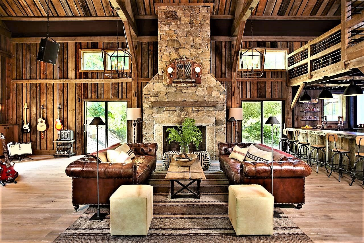 incredible barndominium interior design