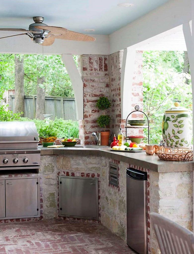 great outdoor barndominium kitchen ideas