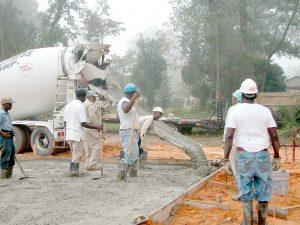 40x60 concrete slab cost