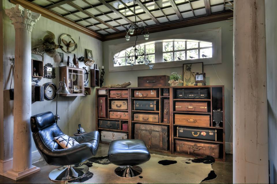 barn house interiors